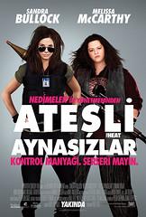 Ateşli Aynasızlar - The Heat (2013)