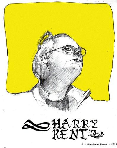 Harry Kent by Stéphane Feray