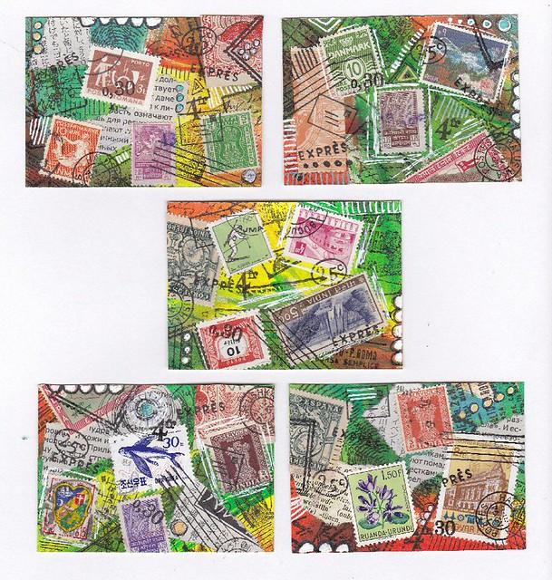 More postal ATCs