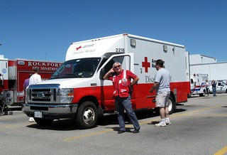 FED - American Red Cross Disaster Relief