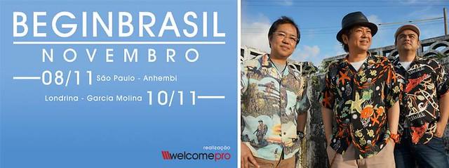 BEGIN Brasil 2013