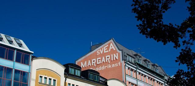 Header of margarin