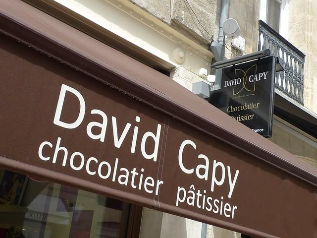 David Capy-La Chocolaterie de Bordeaux