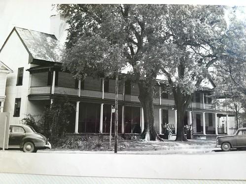 Botetourt Hotel 1930s, Main St, Gloucester Courthouse