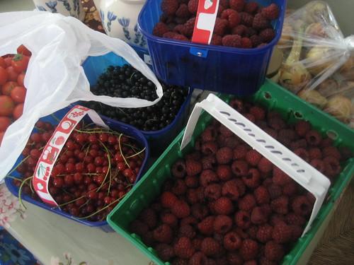 Fruit abundance!