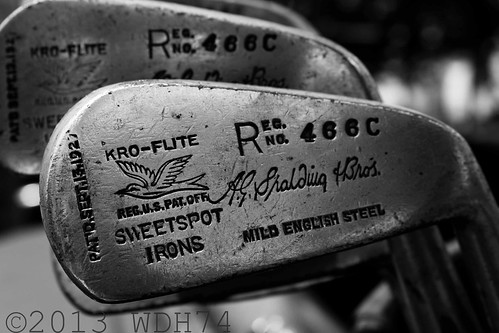 Vintage Iron by William 74