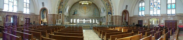 Basilica of St Elizabeth Ann Seton