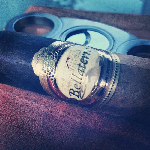 Let's give this Bellaterra Black and Tan a shot to kick this evening off.