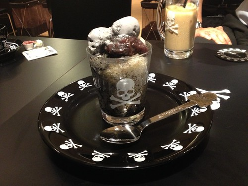 MASTERMIND CAFE | ブラックかき氷