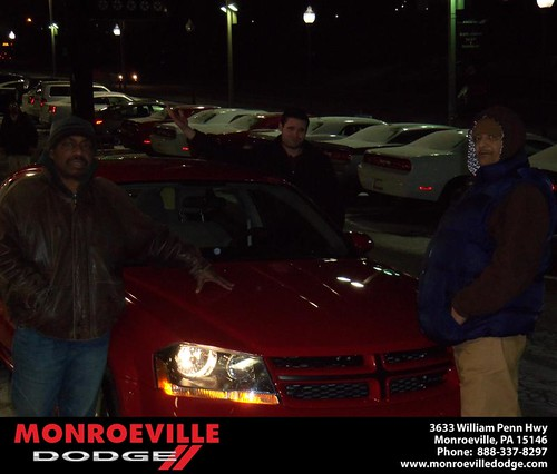 Happy Birthday to Charles Edward Johnson from David Doody and everyone at Monroeville Dodge! by Monroeville Dodge