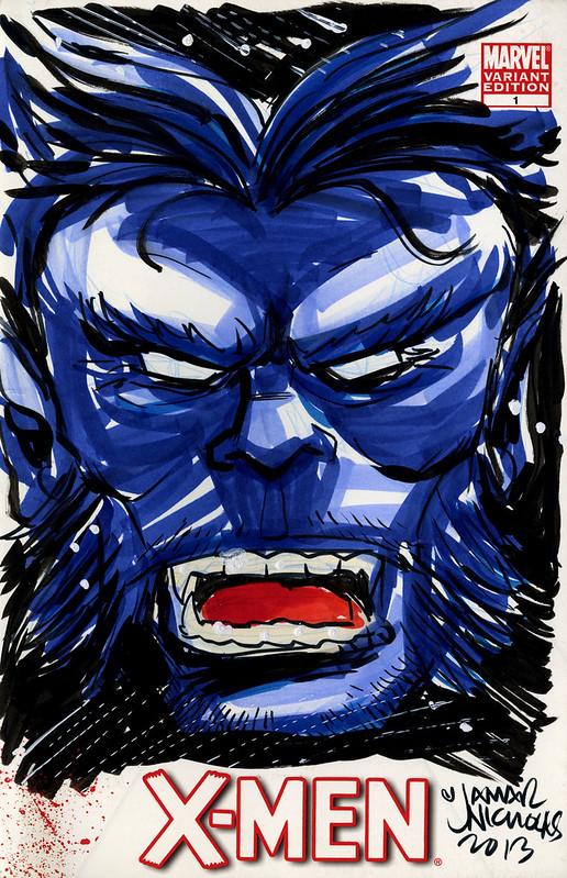 The Beast by Jamar Nicholas