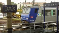 Gare de Dax, Aquitaine, France