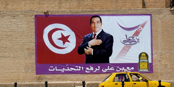 Ben Ali Family's Corrupt Grasp on Tunisian Economy Detailed in New Report