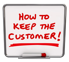 How to Keep the Customer