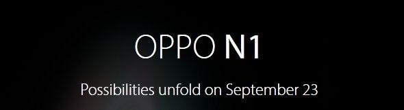 Oppo N1 и Cyanogen