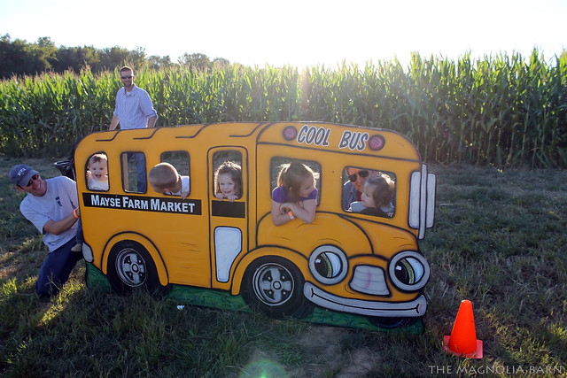 Mayse Bus with Kids