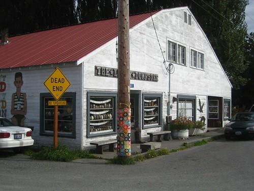Storefront  Edison, WA