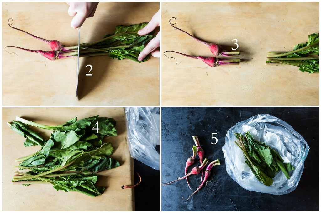 How to Prep Chioggia Beets, from Food52