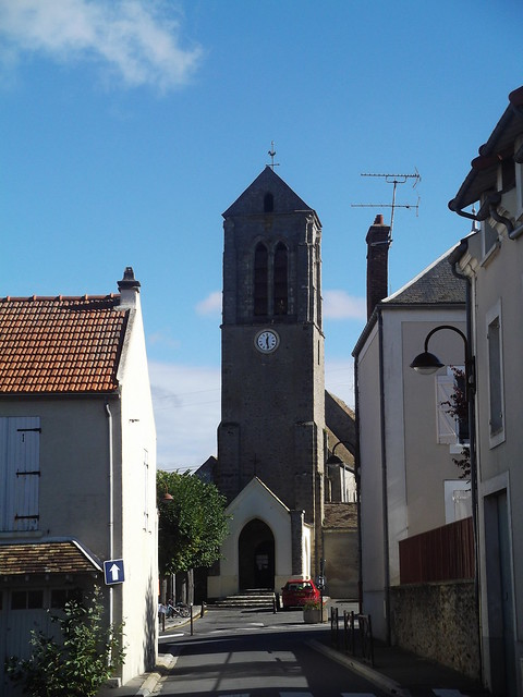Eglise d'Egly