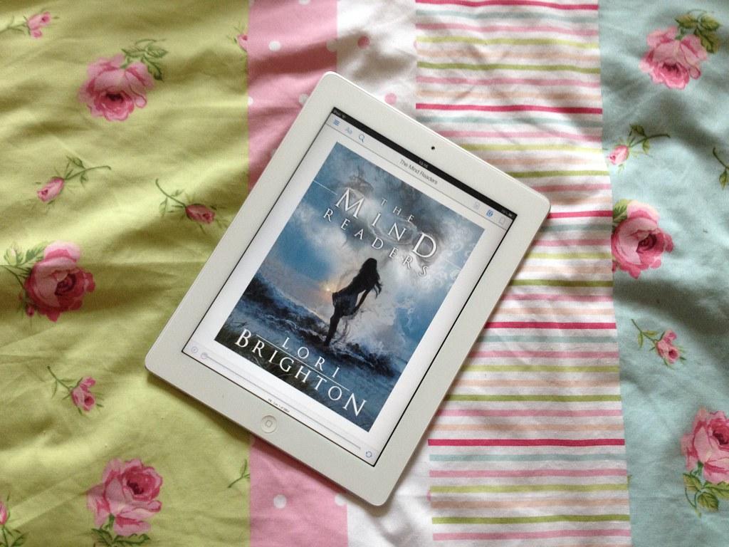 The Minder Readers - Lori Brighton