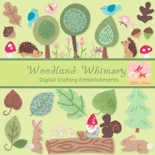 woodland whimsey