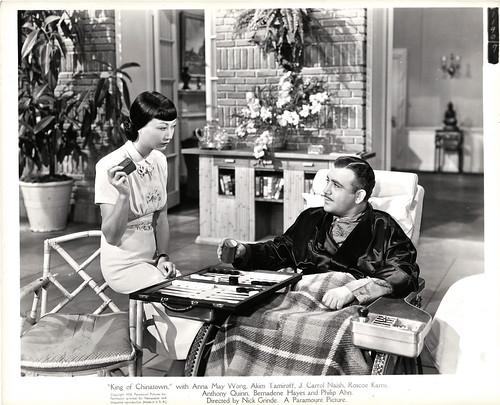 Anna May Wong Publicity Stills (Paramount, 1937-39). Still (8