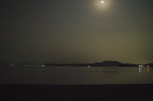【写真】島根県道338号-江島~美保関間