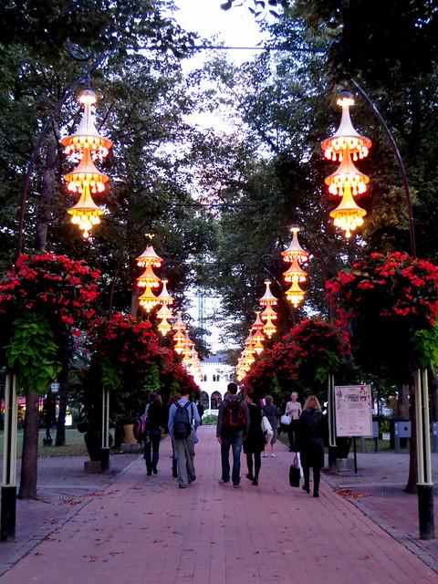 Tivoli Garden - Entrada
