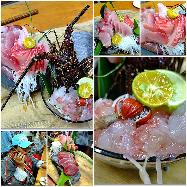 page生魚片