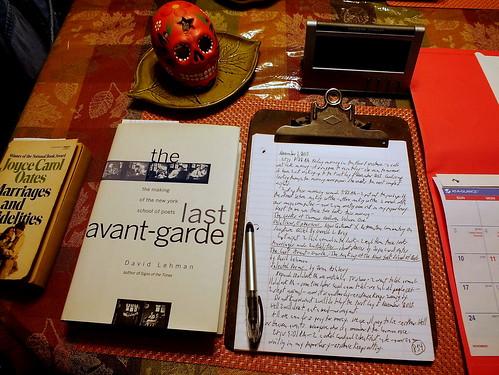 November 2013 Diary