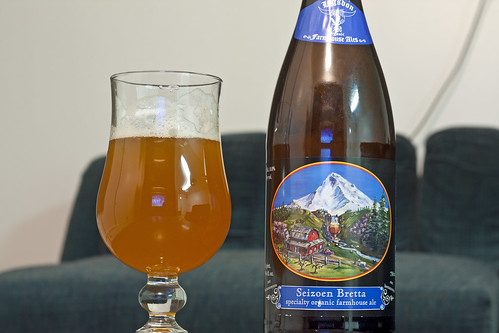 Review: Seizoen Bretta by Logsden Farmhouse Ales by Cody La Bière