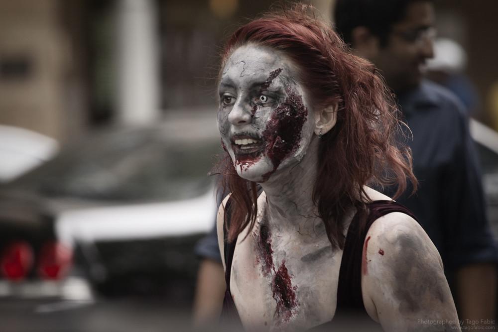 Sydney Zombie Walk 2