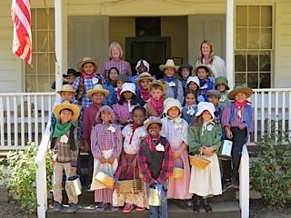 Rhoads School class picture