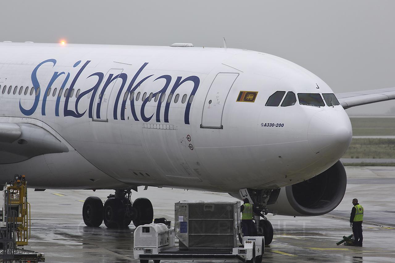 SriLankan Airlines Airbus A330-243 4R-ALJ