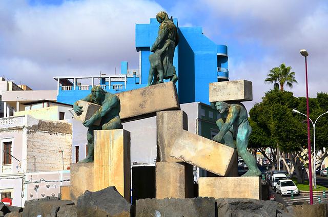 Fuente de la Explanada, Puerto del Rosario, Fuerteventura