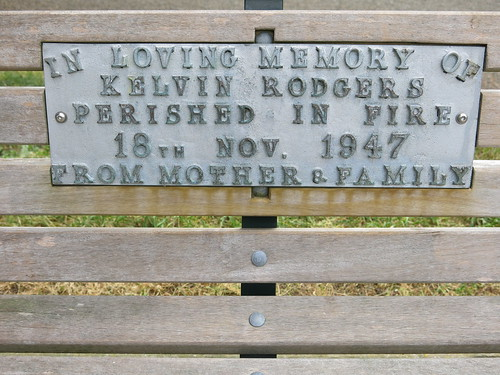 Tribute to Kelvin Rodgers