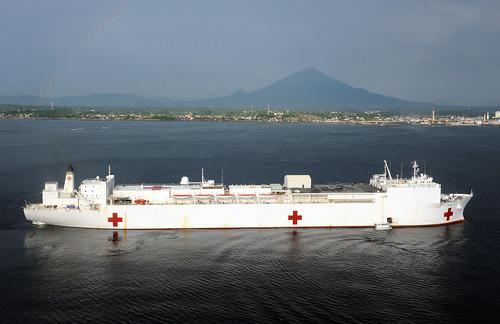 USNS Mercy (T-AH 19)