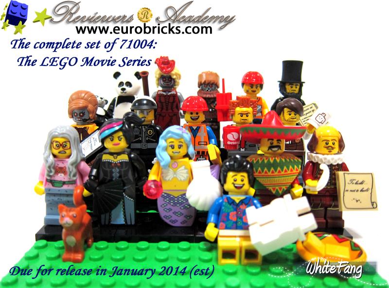 Review 71004 Lego Minifigures The Lego Movie Series Special Lego Themes Eurobricks Forums