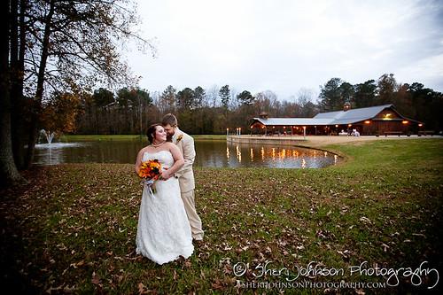 Havilah & Beau Wedding The Reid Barn Cumming GA