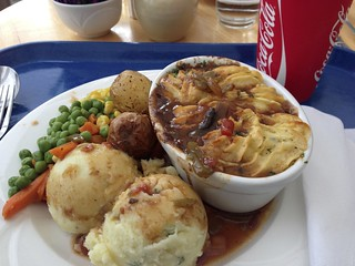 Shepherd's Pie, Muckross House Cafe