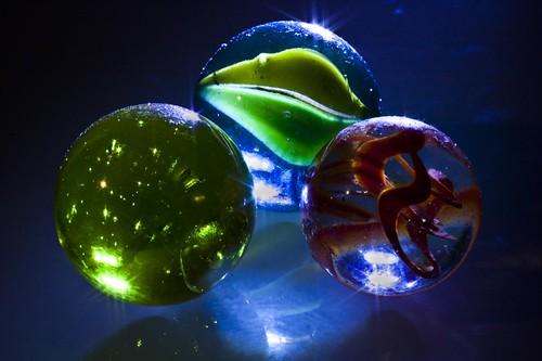 planetas de luz by atxu