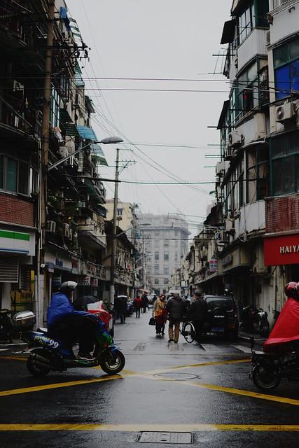 Random streets of SH
