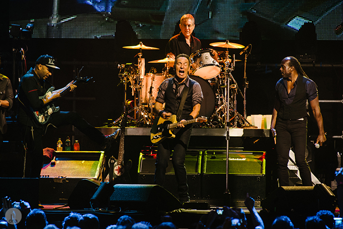 Bruce Springsteen concert Velodrome Bellville Cape Town 26 January 2014 shot by Desmond Louw dna photographers 17