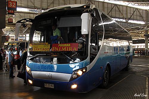 Palmira Vía Norte en Terminal San Borja | Zhong Tong Creator / CTYY82