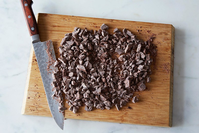 Temper chocolate from Food52