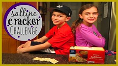 Thumbnail image for Saltine Cracker Challenge