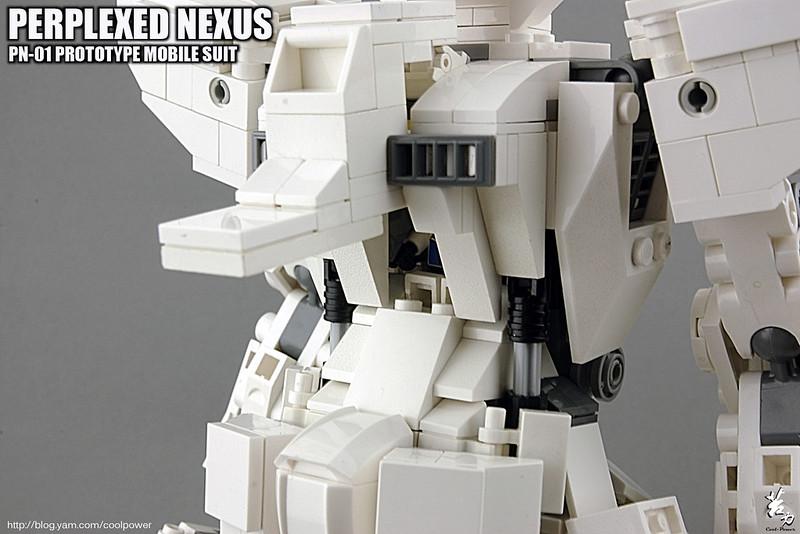 0014 LEGO GUNDUM TYPE-PN-01