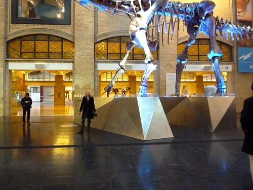 Me at Royal Ontario Museum