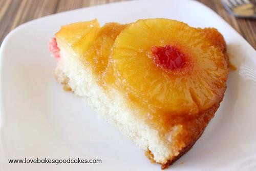 Pineapple Upside Down Cake #cake #southern #dessert #pineapple #easy