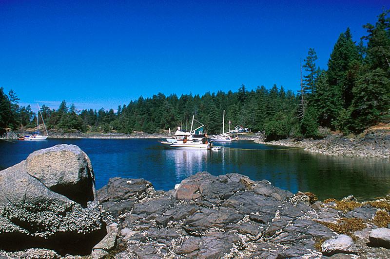 Smuggler Cove Provincial Park Smuggler Cove Marine Park